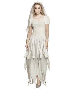 Halloween kostuum - Lier - verkleedkostuums - verkleedkledij volwassenen - griezelen - geest - bruid - trouwen - married