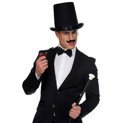 Lier - accessoire - halloween - buishoed - carnaval - jaren 20 - charleston - day of the dead - dia de los muertos