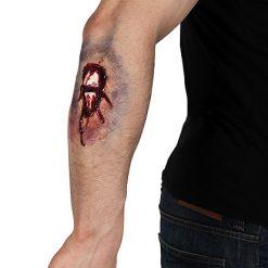 Halloween accessoires - Lier - bloed - special effects - film - televisie - theater - nepwonde - special FX - beenbreuk
