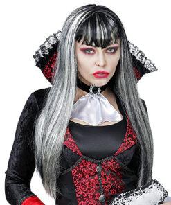 Lier - Carnaval - Halloween - heksen - nep haar - vampieren - vampirella - day of the dead - dia de los muertos