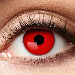 Lier - Carnaval - Halloween - contactlenzen - kleurlens - gekleurde lenzen - party lens - blacklight - lichtgevende ogen