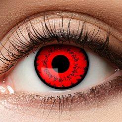 12-Maand Kleurlenzen Red Fever