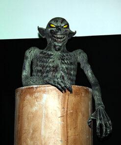 Lier - Carnaval - Halloween - Aliens - space - ruimte - griezel - borstbeeld - skelet - geraamte