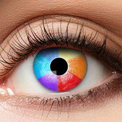 12-Maand Kleurlenzen Rainbow