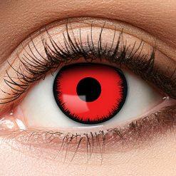 12-Maand Kleurlenzen Angelic Red