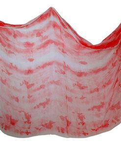 Halloween Decoratie - Lier - wanddecoratie - decoratiestof - stoffen - tafelkleed - decor - bloed - aankleding halloween - laken