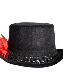 Lier - accessoire - halloween - buishoed - jaren 20 - charleston - dia de los muertos - day of the dead - burlesque - carnaval