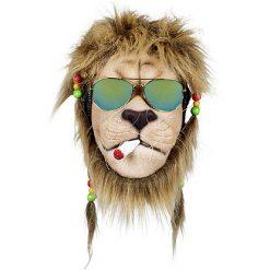 Masker Rasta Leeuw