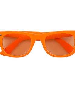 Bril Neon Oranje