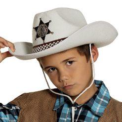 Cowboyhoed Kind Wit