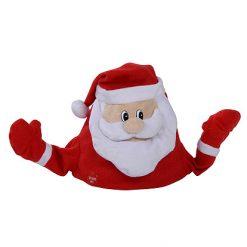 Dansende & Zingende Kerstman Muts