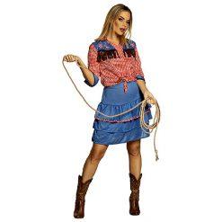 Cowboy Vrouw Jessie