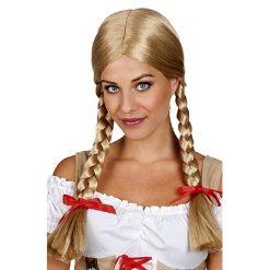 Après ski - Lier - Oktoberfest - bavarian - oostenrijk - duitsland - bierfeest - heidi - vlechten - blond - schoolmeisje