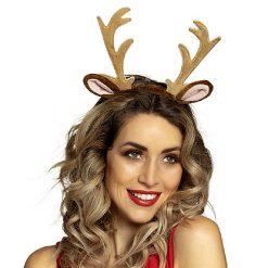Lier - Kerstmis - themafeest - bambi - rendierhoedje - hert - hertengewei - rendier - rendiergewei