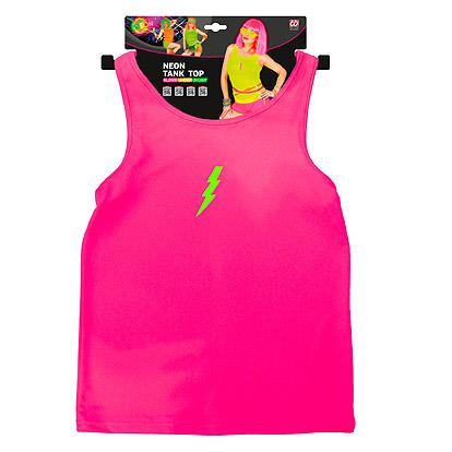 Topje Neon Fluo Roze