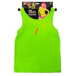 Topje Neon Fluo Groen
