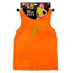 Topje Neon Fluo Oranje