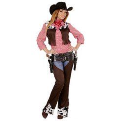 Cowboy Vrouw