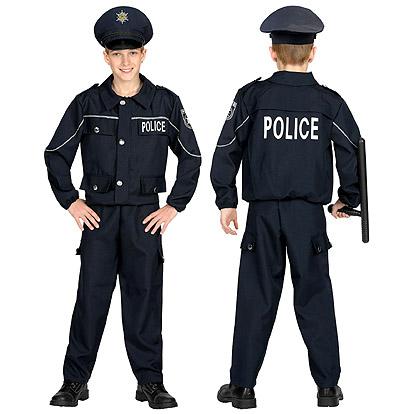 Politie Officier Jongen