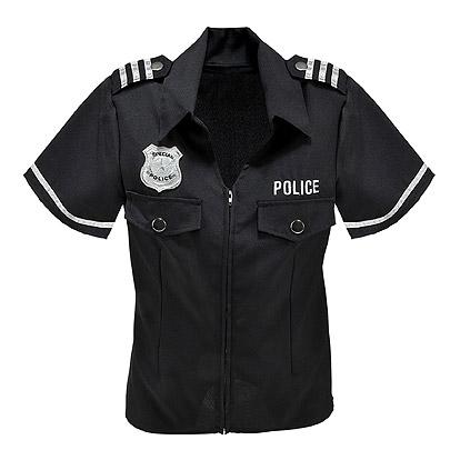 Politie Hemd Vrouw