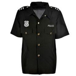 Politie Hemd Man