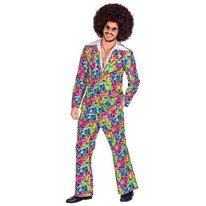 60's Kostuum Groovy
