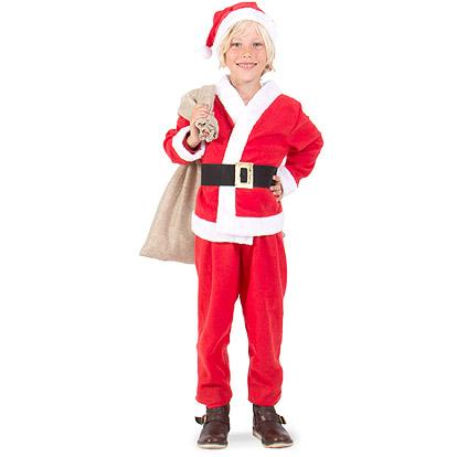 Kerstman Jongen