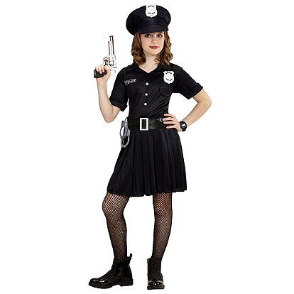 Politie Officier Meisje