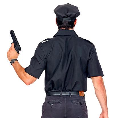 Politiehemdman 2