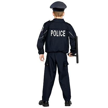 Politieofficierjongen 1