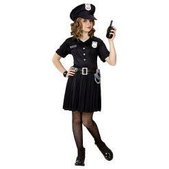 Politieofficiermeisje 1