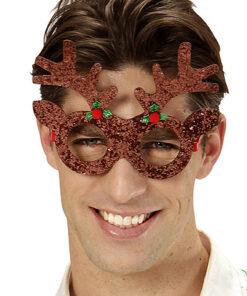 Lier - Kerstmis - themafeest - Merry Christmas - Kerstmuts - grappige bril - kerstfeest - rendier - oorwarmers