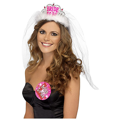 Kroon Bride To Be Wit/Roze