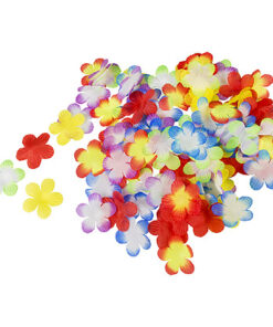 Lier - themafeest - hawai - strand - beach - bloemen - communiefeest - verjaardag - tuinfeest - feestversiering - tafeldecoratie