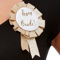 Broche Team Bride