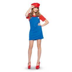 Loodgieter Vrouw Zusje Super Mario