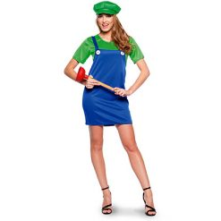 Loodgieter Vrouw Zusje Luigi