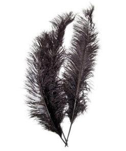 Spadona Veer Zwart 50cm
