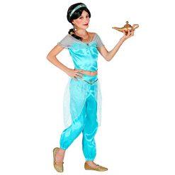 Carnaval kostuum kind - Lier - verkleedkledij kinderen - sprookjesfiguur - aladdin - Disney - Princess - Yasmine