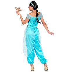 Arabprinsesvrouwjasmine 2