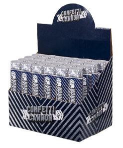 Lier - Verjaardag - Nieuwjaar - Huwelijk - Kerstmis - party kanon - confetti kanon - shooter - zilveren snippers - jubileum