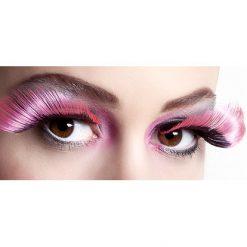 Wimpers Flamboyant Zwart/Roze