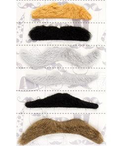Lier - Carnaval - Western - Biker - kleefsnor - nepsnor - mexicaan - plaksnorren - professor - moustache - theater - toneel