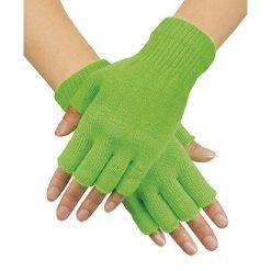 Handschoenen Groen Vingerloos