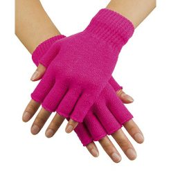Handschoenen Roze Vingerloos