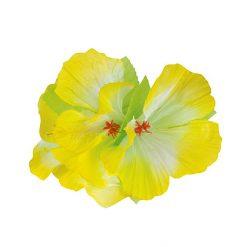 Haaraccessoire Hibiscus Geel