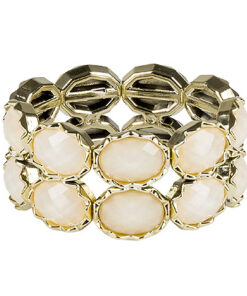 Armband Beige/Goud