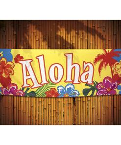 Lier - themafeest - hawai - strand - beach - bloemen - communiefeest - verjaardag - palmbomen - tuinfeest - feestversiering