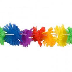 Lier - themafeest - hawai - strand - beach - bloemen - communiefeest - verjaardag - hawaislinger - tuinfeest - feestversiering