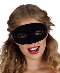 Lier - Carnaval - Halloween - stoffen masker - zorro - flimpersonage - masked